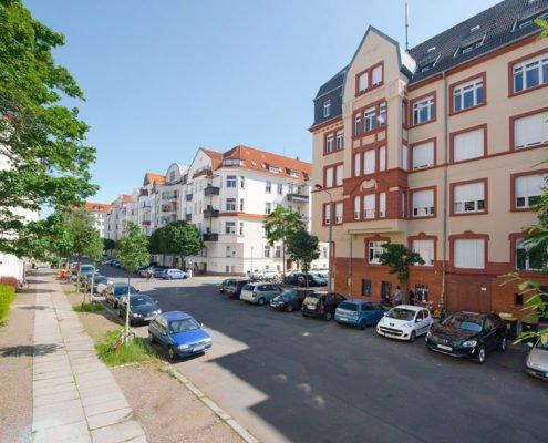 Referenz Alfred-Kästner-Str., Leipzig