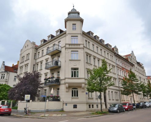 Referenz: Breitenfelder Str., Leipzig