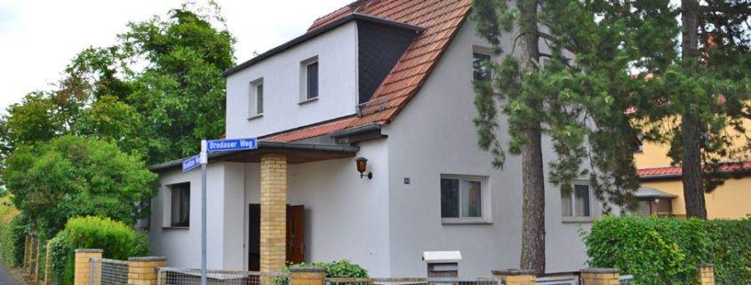 Referenz: Brodauer Weg, Leipzig
