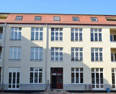 Referenz: Alte Pelzmanufaktur, Leipzig