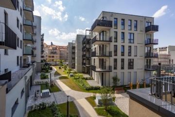 Moderne Wohnung im Graphischen Viertel, 04103 Leipzig, Dachgeschosswohnung