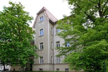 Ruhige Wohnungen in Gohlis, 04157 Leipzig / Leipzig-Gohlis, Dachgeschosswohnung