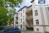 Ruhige Wohnungen in Gohlis - Hofansicht