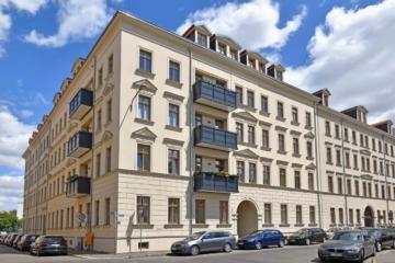 Zentrumsnahe Wohnungen in Erstbezug, 04107 Leipzig / Leipzig Zentrum-Süd, Etagenwohnung