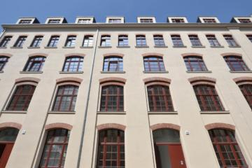 Erstbezug in der historischen Notendruckerei, 04317 Leipzig, Maisonettewohnung