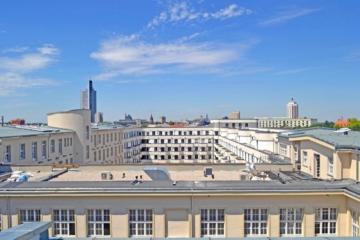 Wohnung mit hochwertiger Ausstattung und Cityblick, 04103 Leipzig, Dachgeschosswohnung
