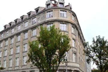 Luxuriöse Dachgeschoss-Wohnung mit 2 Terrassen, 04103 Leipzig, Dachgeschosswohnung