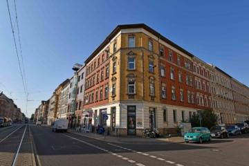 Frisch renovierte Maisonette-Wohnung in toller Lage, 04155 Leipzig / Gohlis-Süd, Etagenwohnung