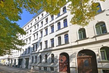 Schicke Eigentumswohnung in pulsierender Lage, 04105 Leipzig / Leipzig Zentrum-Nord, Dachgeschosswohnung