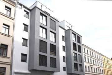 Lichtdurchflutetes Mehrfamilienhaus im Erstbezug, 04129 Leipzig / Eutritzsch, Mehrfamilienhaus