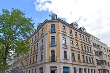 Erstklassige Eigentumswohnung im Stadtteil Schleußig, 04229 Leipzig / Schleußig, Erdgeschosswohnung