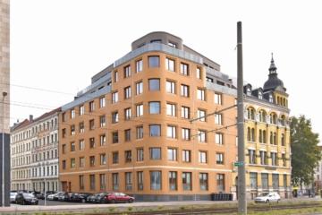 Zentrale Eigentumswohnung mit exklusiver Ausstattung, 04103 Leipzig / Leipzig Zentrum-Südost, Etagenwohnung