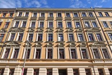 Sanierte Eigentumswohnung inmitten großflächiger Grünanlagen, 04315 Leipzig / Neustadt-Neuschönefeld, Etagenwohnung