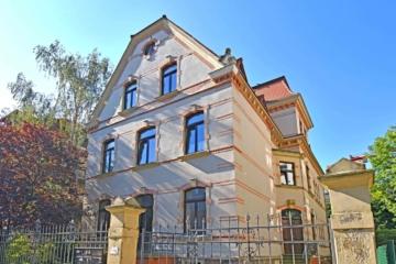 Eigentumswohnung in einer freistehenden Stadtvilla, 04155 Leipzig / Gohlis, Erdgeschosswohnung