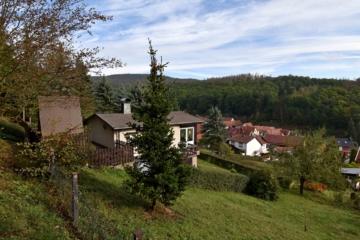 Behagliches Ferienhaus inmitten der Natur, 99734 Rodishain, Ferienhaus