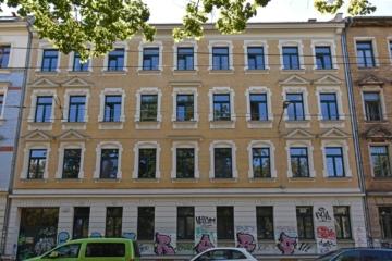 Gut geschnittene Eigentumswohnung im begehrten Connewitz, 04277 Leipzig / Connewitz, Etagenwohnung