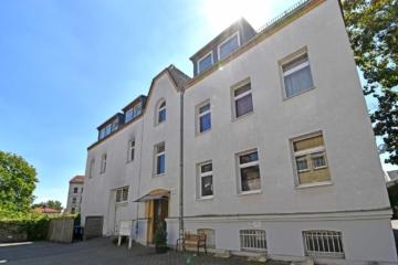 3-Zimmerwohnung + separates Büro + Garage, 04229 Leipzig / Kleinzschocher, Erdgeschosswohnung