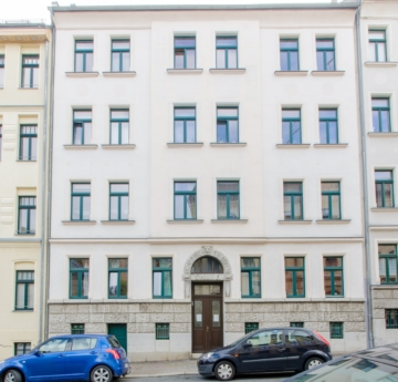Geräumige Wohnung mit Balkon nahe des Stötteritzer Wäldchens, 04299 Leipzig / Stötteritz, Etagenwohnung