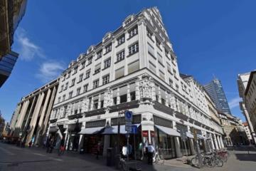 Wohnung in perfekter Lage und traumhafter Aussicht, 04109 Leipzig / Leipzig Zentrum, Dachgeschosswohnung