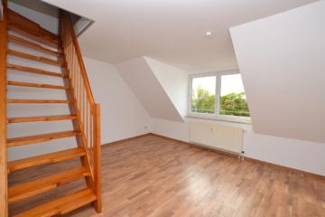 Helle Wohnung mit Wintergarten, 04159 Leipzig / Möckern, Maisonettewohnung