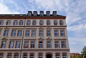 Dachgeschosswohnung im beliebten Szeneviertel, 04229 Leipzig, Dachgeschosswohnung