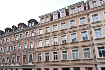 Vermietete Wohnung in der Traumlage Plagwitz, 04229 Leipzig / Plagwitz, Dachgeschosswohnung