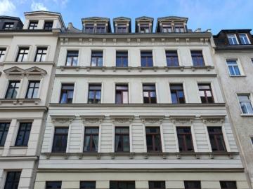 Attraktive renovierte Eigentumswohnung aufstrebender Lage, 04318 Leipzig / Anger-Crottendorf, Etagenwohnung