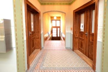 Wohnung im Erstbezug mit gehobener Ausstattung, 04357 Leipzig / Mockau-Süd, Erdgeschosswohnung