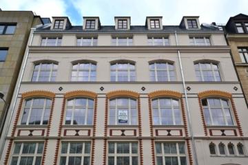 Traumhafte Maisonette-Wohnung mit Dachloggia, 04103 Leipzig / Leipzig Zentrum-Ost, Maisonettewohnung