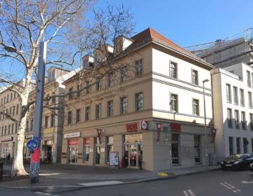 Wohnung mit Wintergarten in pulsierender Zentrumslage, 04107 Leipzig / Leipzig Zentrum-Süd, Etagenwohnung