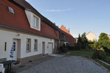 Einfamilienhaus mit Nebengelass und großem Garten im Leipziger Umland, 06257 Günthersdorf, Einfamilienhaus