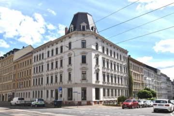 Perfekte Eigentumswohnung mit Terrasse über den Dächern von Leipzig, 04155 Leipzig / Gohlis, Dachgeschosswohnung