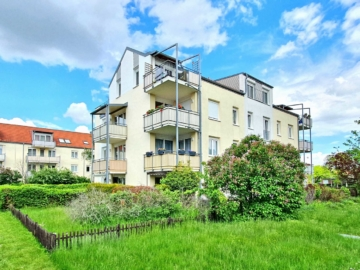 Traumhafte Wohnung mit Garten und Terrasse, 04289 Leipzig / Probstheida, Erdgeschosswohnung