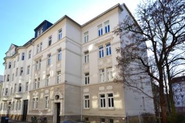 Helle Dachgeschosswohnung in zentrumsnaher Lage, 04105 Leipzig / Leipzig Zentrum-Nord, Dachgeschosswohnung
