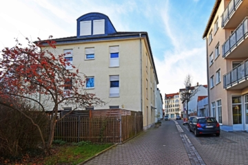 Vermietete Wohnung und top Investment mit Terrasse und Stellplatz, 04229 Leipzig / Kleinzschocher, Etagenwohnung