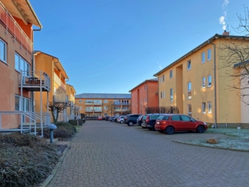 Tolles Wohnungspaket in attraktiver Wohnanlage, 04824 Brandis / Beucha, Etagenwohnung