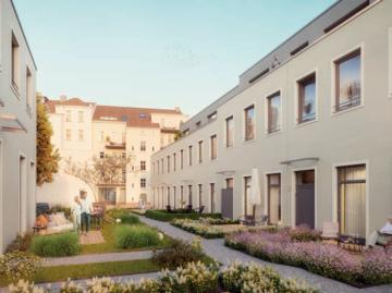 Gehobene DG-Wohnung im Georgshof, 04155 Leipzig / Gohlis, Dachgeschosswohnung
