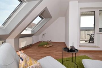 Top-Investment mit Brutto-Rendite von 5,26 % p.a., 04425 Taucha, Dachgeschosswohnung
