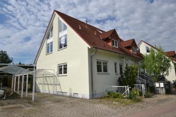 Doppelhaushälfte mit Einliegerwohnung in Burghausen, 04178 Leipzig / Burghausen, Doppelhaushälfte