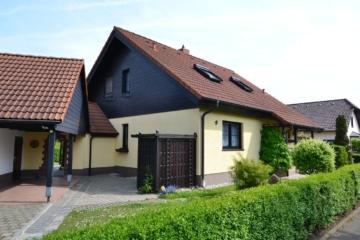 Einfamilienhaus mit gepflegtem Garten in Naunhof, 04683 Naunhof / Fuchshain, Einfamilienhaus
