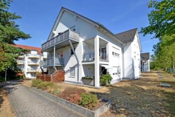 Vermietete ETW mit Balkon & TG-Stellplatz nahe Leipzig-Messe, 04356 Leipzig / Seehausen, Etagenwohnung