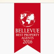 Auszeichnung Bellevue Best Porberty Agents 2016