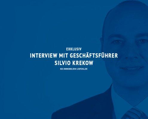 Interview mit Silvio Krekow von Koengeter & Krekow Immobilien GmbH